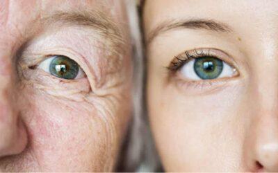 ¿Por qué envejece nuestra piel?
