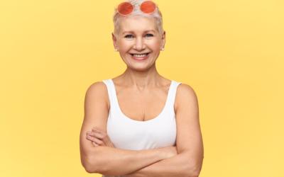 Signos de la piel envejecida